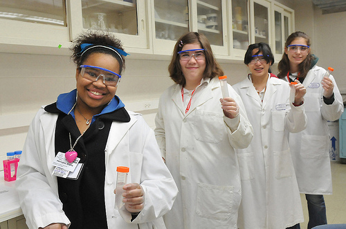 The business case for encouraging girls into science and engineering